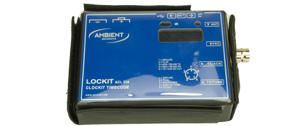 Pouch for Ambient Lockit (ACL-T204)