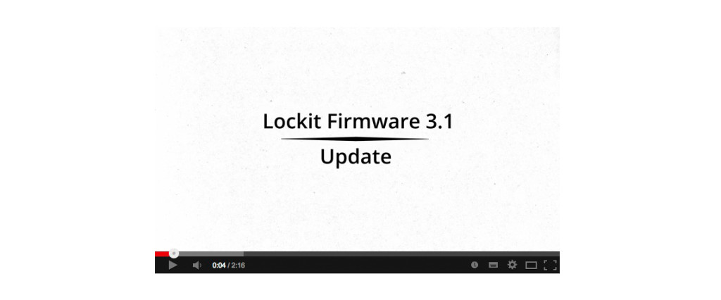 Lockit Firmware Ambient
