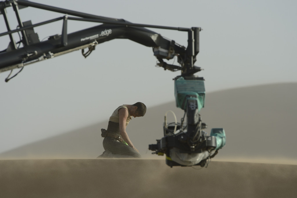 Syncing Mad Max - Fury Road