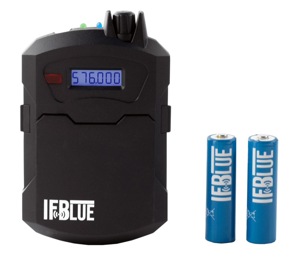 IFBR1C With NiMh Batteries
